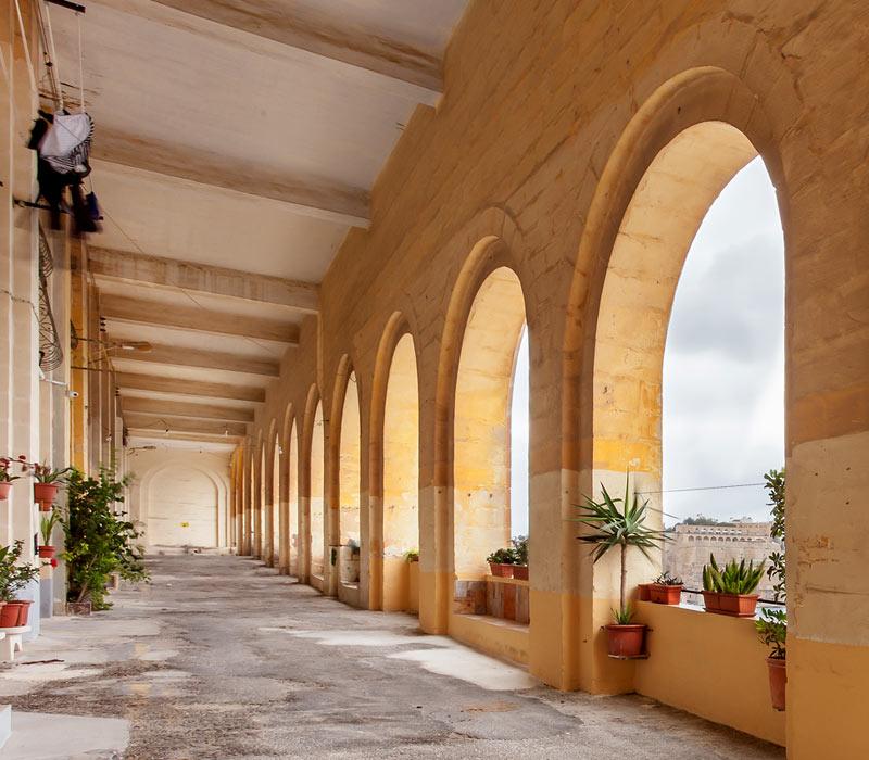 Arcos en Isla, Senglea