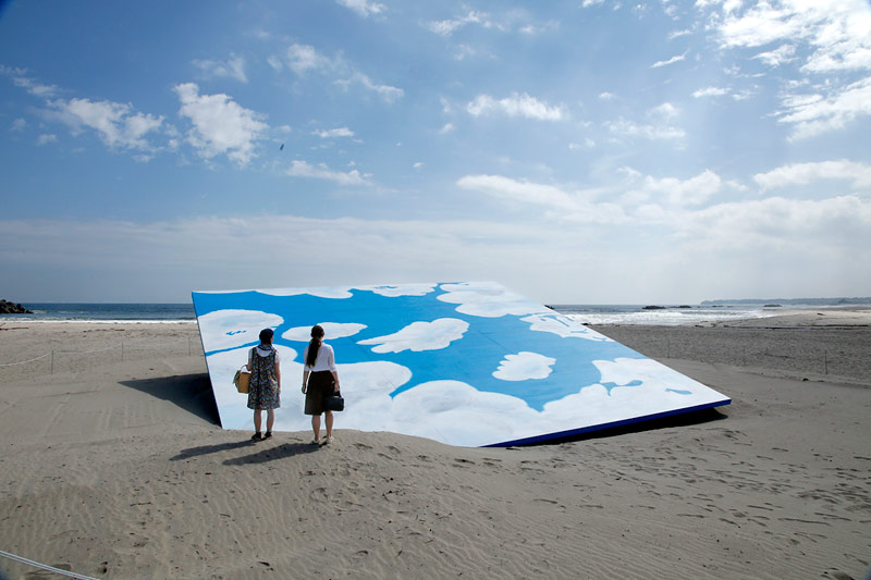 KENPOKU ART: Küstenregion