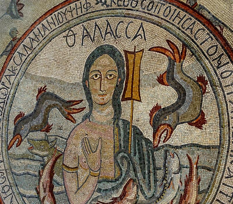 Madaba - Stadt der Mosaike