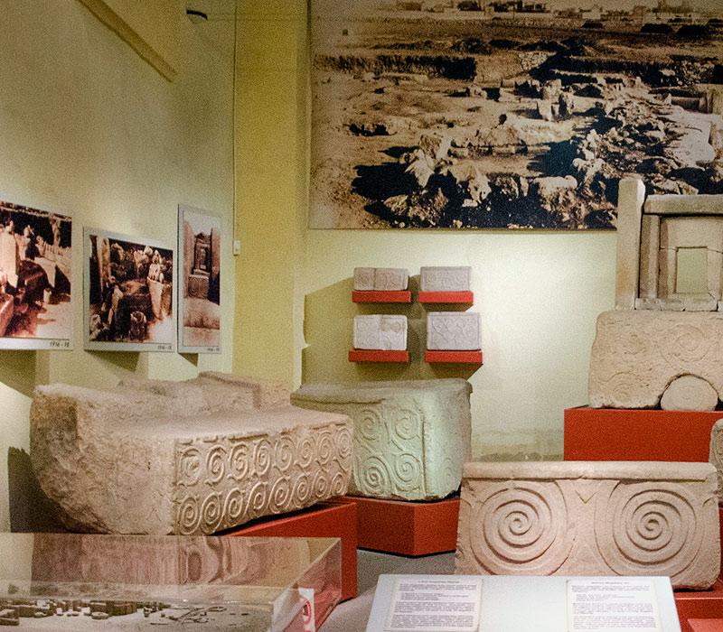 Nationalmuseum für Archäologie, Valletta