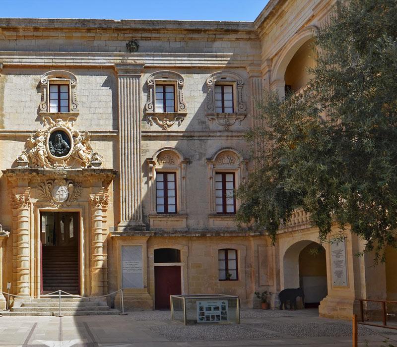 Museo Nacional de Historia Natural, Mdina