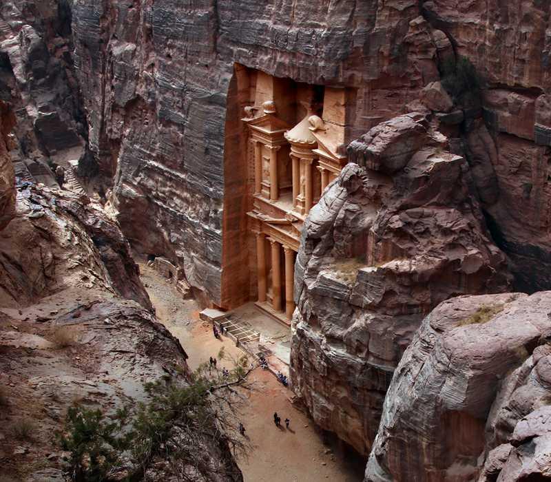 Legendäres Petra