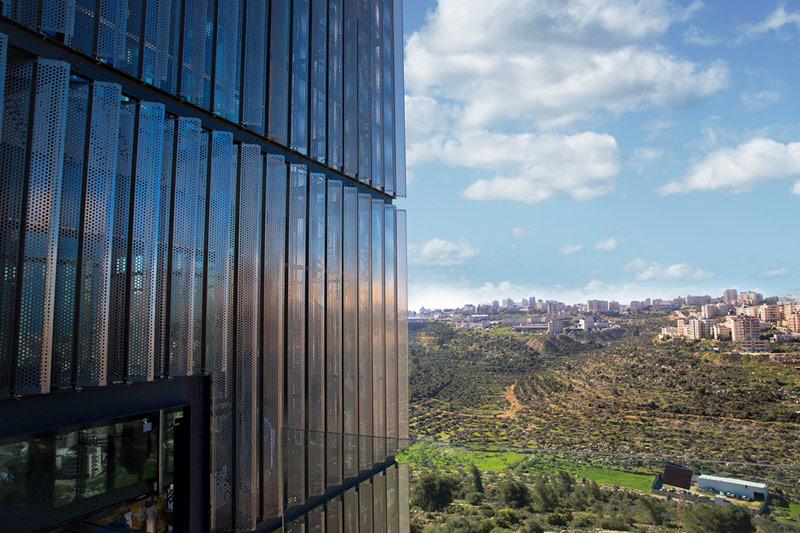 Das neue Hauptquartier der A.M. Qattan Foundation in Ramallah