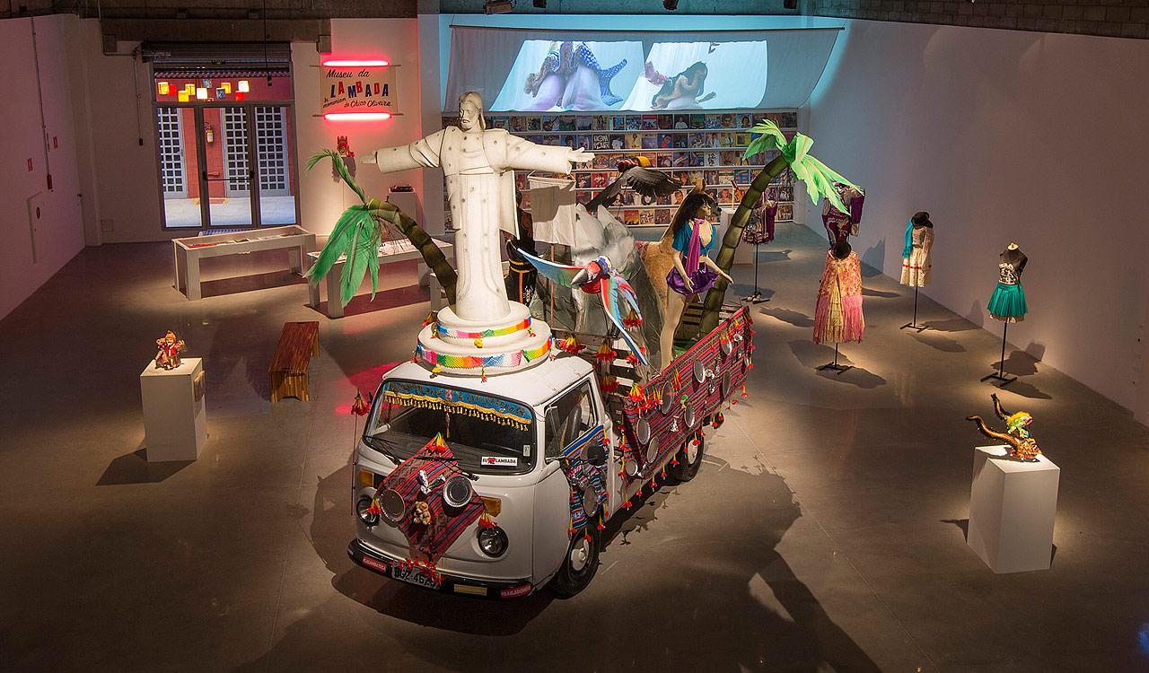 Contemporary Art Biennial Sesc_Videobrasil